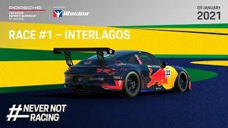 Race #1 Interlagos – Porsche TAG Heuer Esports Supercup 2021