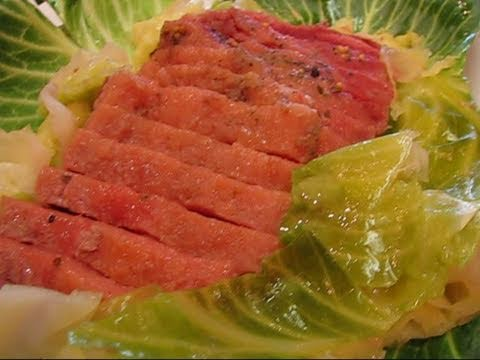 Betty's Homestyle Corned Beef and Cabbage