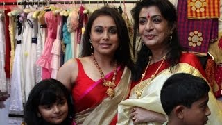 Rani Mukherjee Talks About Traditional Durga Puja Celebrations & Family Meetings