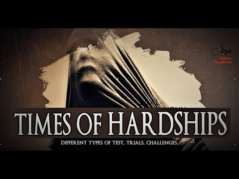 In Times Of Hardships