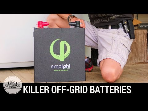 DIY Off-Grid Solar: Building a Lithium Ion Battery Bank (Part 2)