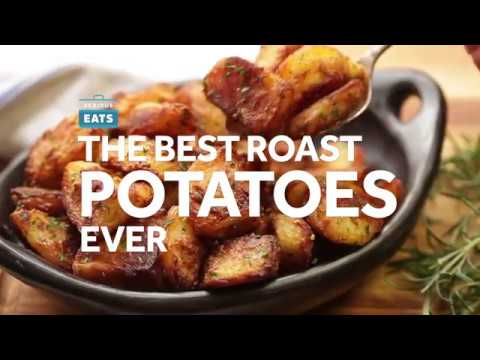 The Food Lab: How to Roast the Best Potatoes of Your Life