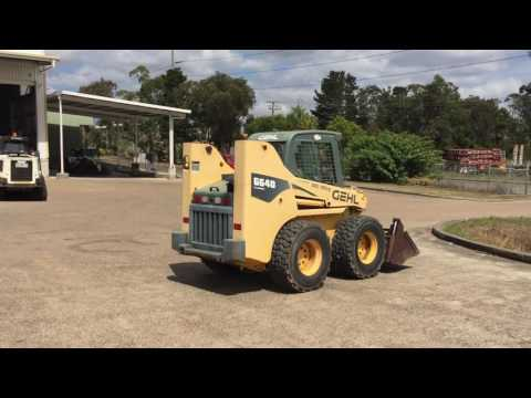 2006 GEHL 6640, used machine for sale