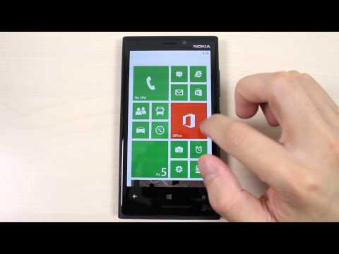 How to customize the ringtone on Nokia Lumia 920