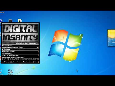sony vegas pro 13 patch digital insanity