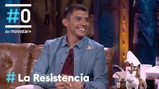LA RESISTENCIA - Entrevista a Jonathan Paredes   #LaResistencia 24.06.2019