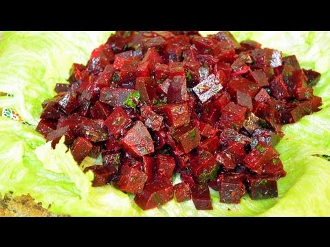 Moroccan Beetroot Salad Recipe - CookingWithAlia - Episode 154
