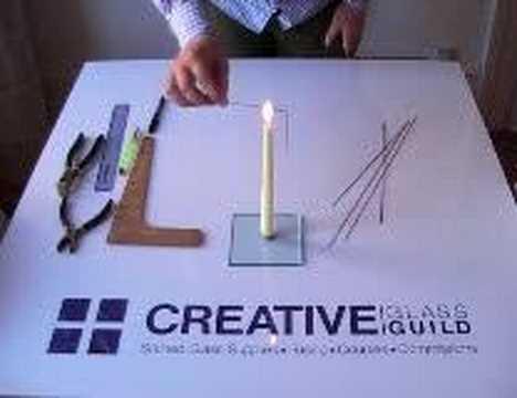 Creative Glass Guild - Stringer Bending