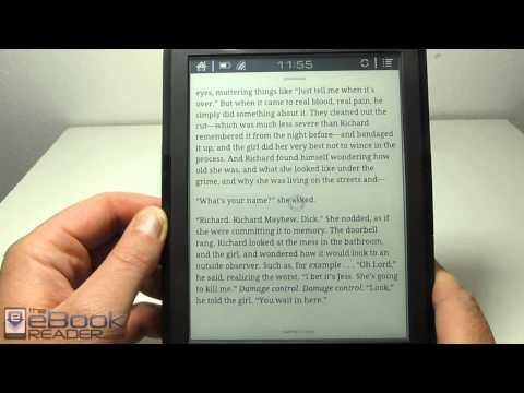 Onyx Book T68 Kobo App Review