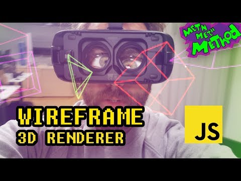 Understanding 3D by creating a Wireframe Renderer