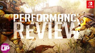 Warface Nintendo Switch Performance Review - CALL OF DUTYFREE!