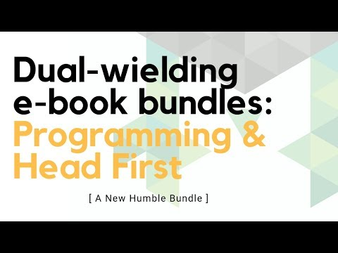 Linux, SQL, Python, Haskell, Erlang ermagerd so many e-book bundles
