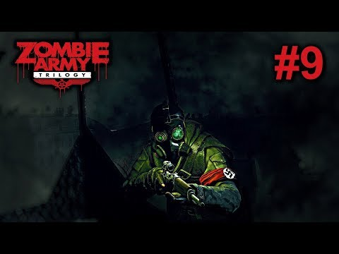 Zombie Army Trilogy (co-op) - Episode 2: Terminal