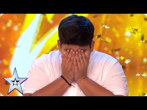 Xxx Mp4 INCREDIBLE Akshat Singh Dances His Way To Ant Amp Dec 39 S GOLDEN BUZZER Auditions BGT 2019 3gp Sex