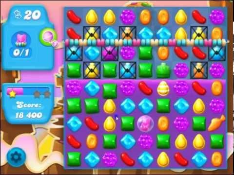 Candy Crush Soda Saga Level 65