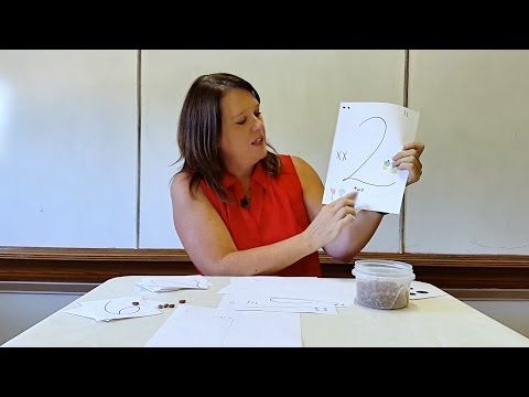 Ideas for Teaching Written Numbers and Counting