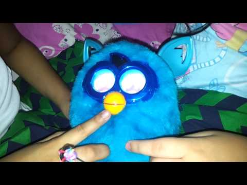 How To Change Rock Furby To Sweet Personality