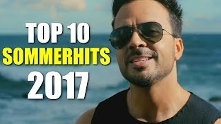 TOP 10 SOMMERHITS 2017