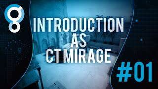 GA CS:GO | FalleN | S01E01 - Introduction on how to play CT on mirage
