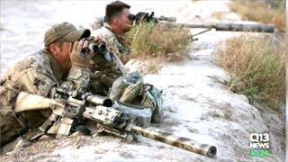 Canadian Soldier Sets Record Sniper Kill From 2.2 Miles Away