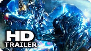 TRANSFORMERS 5 _ Quintessa Torture Trailer (2017) Transformers: The Last Knight Action Movie HD