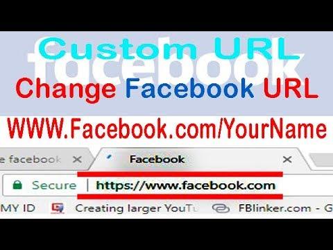 How to change Facebook Profile Custom URL [Bangla]