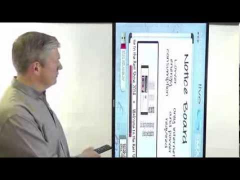 Signagelive Portrait Support for Samsung Smart Signage Displays