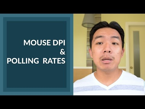 Does Mouse DPI and Polling Rate Matter?