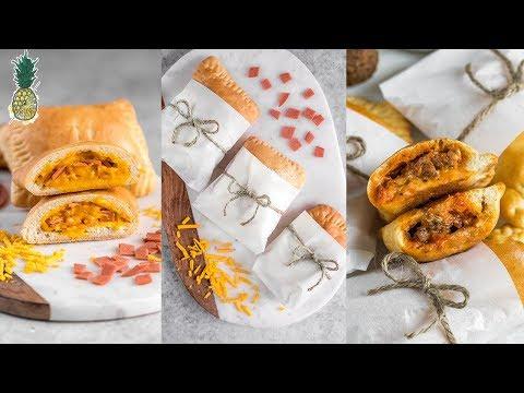 Homemade Vegan Hot Pockets | 2 Ways!