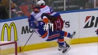 Top 10 NHL Dirtiest Plays