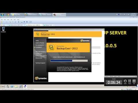 Symantec Backup Exec 2012 Part-1