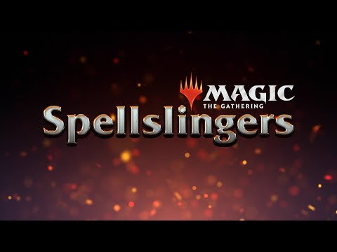 May You Draw Well (Spellslingers Teaser)