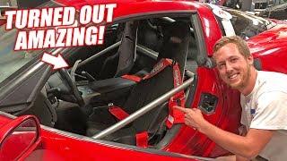 The Auction Corvette