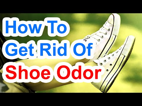 How To Eliminate Shoe Odor - Get Rid Of Shoe Odor