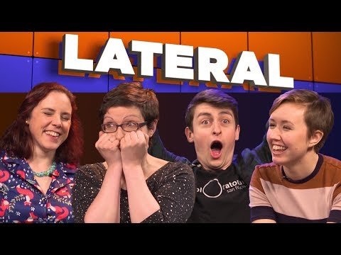 Lateral: Game 1 with Kat Arney, Helen Arney, Simon Clark, and Sally Le Page