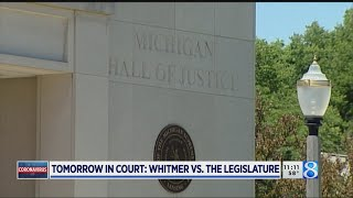 GOP clash with Whitmer comes in little-known Court of Claims