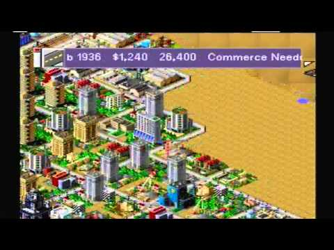 Let's Play Sim City 2000 Part 12: Polluting Power Plant
