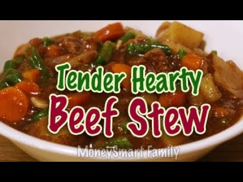 Beef Stew Recipe in a Crock Pot: Easy, Hearty, Tender (Delicious)