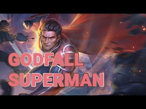 New skin Godfall Superman Gameplay & Design Concept