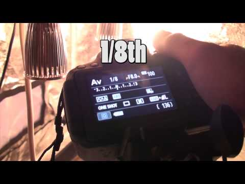 How to Measure Lux with a DSLR Camera - Grow Lights