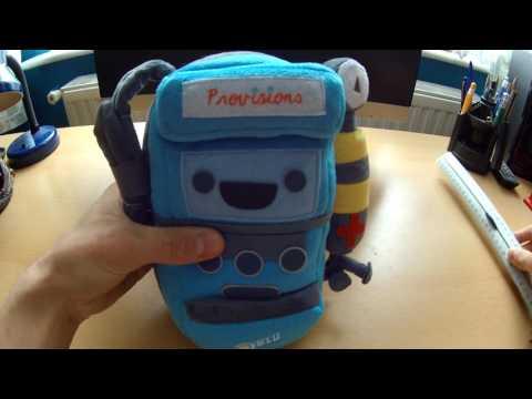 TF2 Talking Plush Dispenser