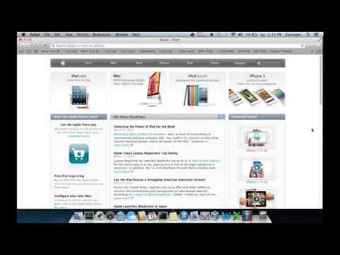 Como alterar Rolagem (scroll direction) invertida no Mac