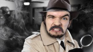 DETECTIVE JACK IS ON THE CASE | The Monster Inside