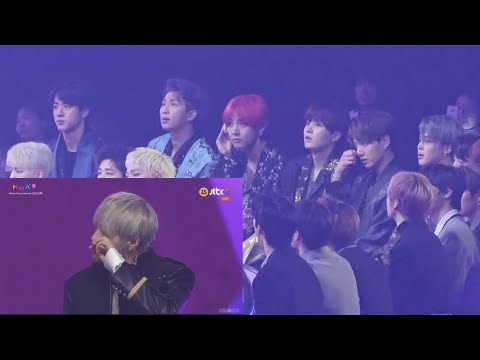 Wanna one reaction to BTS crying Free Download In MP4 and MP3