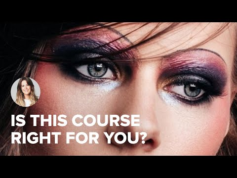 Who should take this course? - Online Makeup Academy