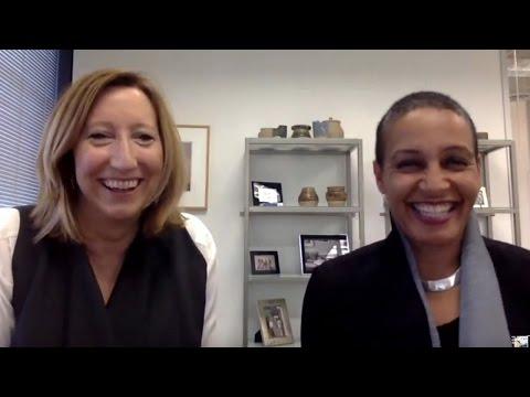 50/50 Day - Filmmaker Tabitha Jackson  & Keri Putnam of the Sundance Institute w/ Tiffany Shlain