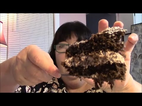 Darlene's Concoctions - Chocolate Cake with Pudding Cream Filling