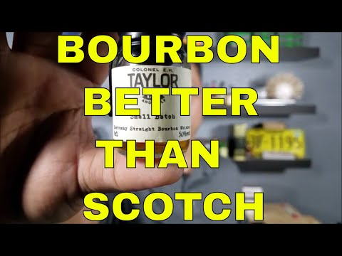 THIS IS WHY BOURBON IS BETTER THAN SCOTCH