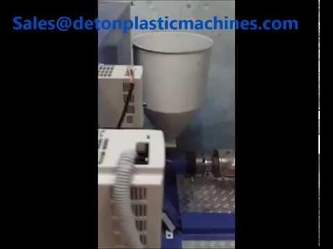 Plastic bags manufacturing machine, Garbage bags making machine, in India