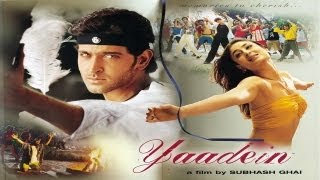 Movie Yaadein - Official Trailer